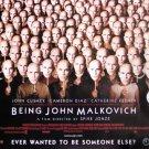 Being John Malkovich Movie Poster 2