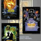 STAR WARS: EPISODE IV, V, VI Movie Poster Set