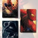 SpiderMan 1, 2, & 3 Movie Poster Set