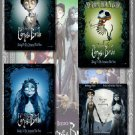 Corpse Bride Movie Poster Set (4)