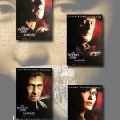 The Da Vinci Code Movie Poster Set (German) (4)