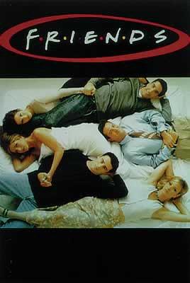 Friends TV Show Poster 4
