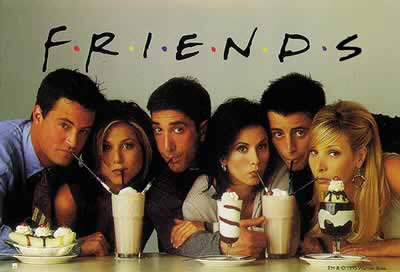 Friends TV Show Poster 5