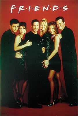 Friends TV Show Poster 6