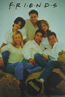 Friends TV Show Poster 7