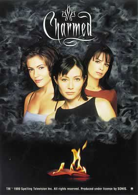 Charmed TV Show Poster 2