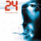 24 - Twenty Four TV Show Poster 2