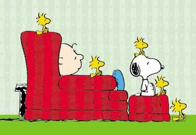 Peanuts TV Show Poster 2