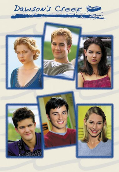 Dawson's Creek TV Show Poster 2