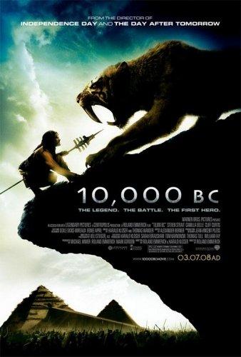 10,000 BC Movie Poster