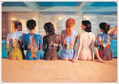 Pink Floyd Giant Poster