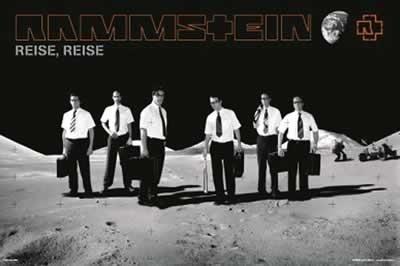Rammstein Music Poster 2