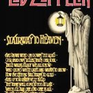 Led Zeppelin Music Poster 2