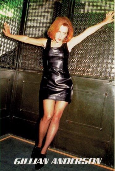 X-Files Gillian Anderson Poster