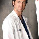 Derek Shepard (McDreamy) - Grey's Anatomy TV Show Poster