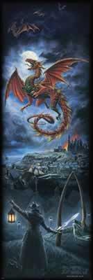 Alchemy Door Poster