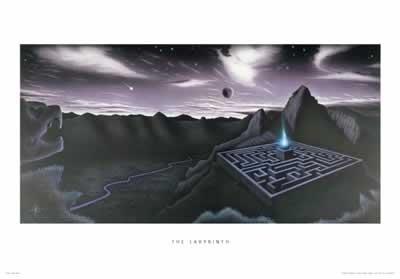 Kallwitz Labyrinth Poster
