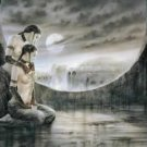 Moonlight - Luis Royo Poster