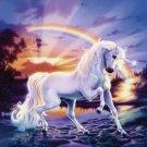 Unicorn Fantasy Poster