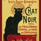 Le Chat Noir Giant Poster