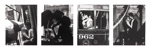 Kiss Quartett Mini Door Poster