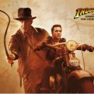 Indiana Jones And The Kingdom Of The Crystal Skull Poster 2