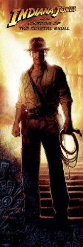 Indiana Jones And The Kingdom Of The Crystal Skull Door Movie Poster