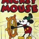 Walt Disney Mickey Mouse Movie Poster