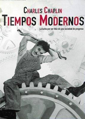 Modern Times (Tiempos Modernos) Movie Poster