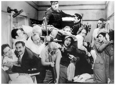 The Marx Brothers Movie Poster