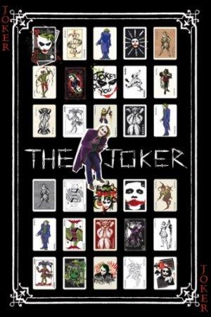 Batman - The Dark Knight : The Joker Movie Poster