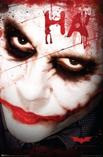 Batman - The Dark Knight : The Joker Movie Poster 2