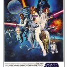Star Wars Episode IV - A New Hope Movie Poster 4
