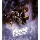 Star Wars V - The Empire Strikes Back Movie Poster