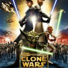 Star Wars - The Clone Wars Movie Poster 3