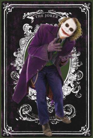 Batman - The Dark Knight : The Joker Movie Poster 8