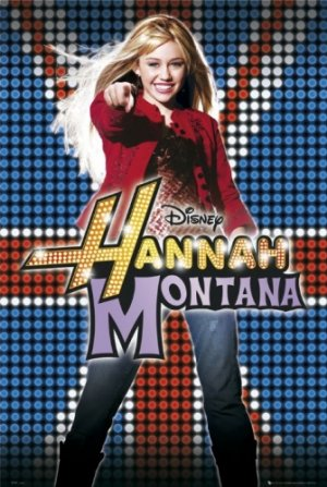 Hannah Montana (Miley Cyrus) Poster 3