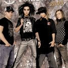 Tokio Hotel 2009 Calendar