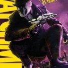 Watchmen - Walter Kovacs / Rorschach Movie Poster