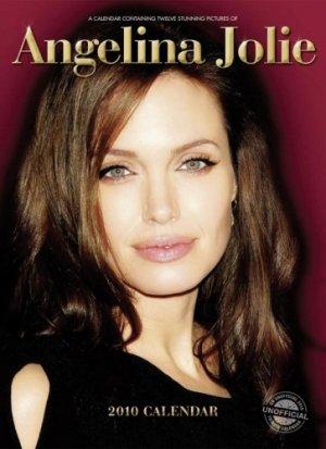 Angelina Jolie Calendar 2010
