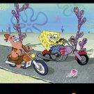 SpongeBob SquarePants - Spongy Rider Poster