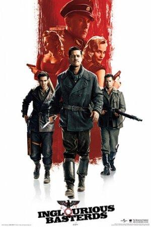 Inglourious Basterds Movie Poster 3