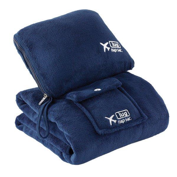 Nap Sac Travel Blanket & Pillow 10052249
