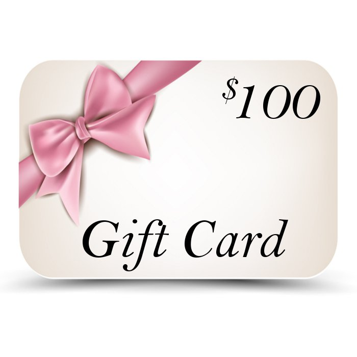 $100.00 Gift Card