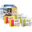 Mixed First Aid Kit Package with Tote
