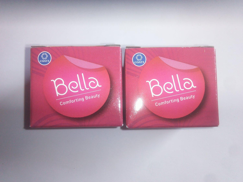 5x Spool Bella Eyebrow Face Facial Cotton Threading Threads Facial hair Remover