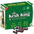 2 x 30 Ayurvedic Kesh King Herbal Hair Capsules Aloe Vera Hair Loss Treatment