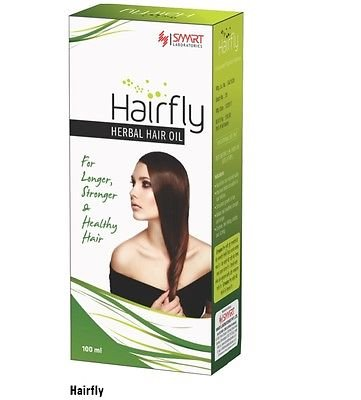 Smart Hairfly - Hirbal Hair Oil For Longer, Stronger & Heal 100ml Free Shipping