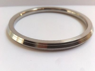 SLIM Patterned Light Weight Bracelet Kada Kadaa Bangle 2.60 inches / 9.0 inches
