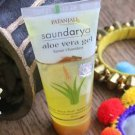 Patanjali SAUNDARYA ALOE VERA GEL KESAR CHANDAN 150 ML FREE SHIP